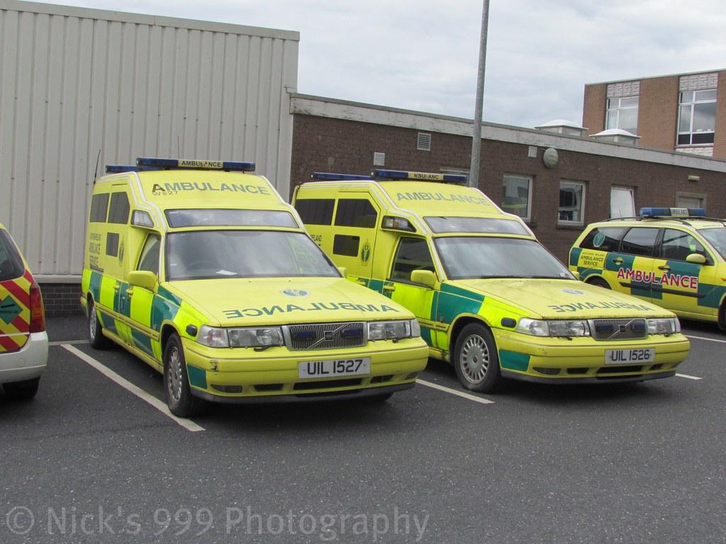 NIAS / UIL 1527/6 / Volvo V90 / Transfer Unit (Nick 999)