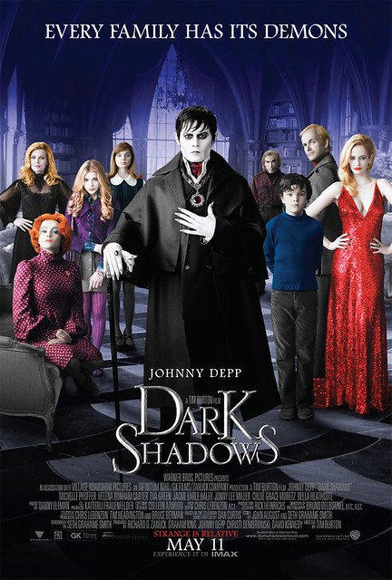 DARK SHADOWS Is Just Another Stupid Spoof :-(