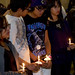 Candlelight Vigil In Honor Of Brenda Dominguez