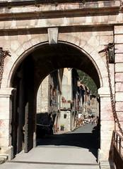06.09.2011: Villefranche-de-Conflent. Festungsstadt von Vauban