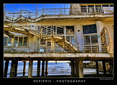Decadence (dePippis) Tags: sea pier hdr
