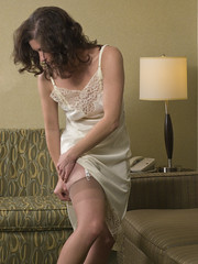 Here, Let Me Help (Pennant) Tags: stockings garters