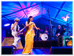 The Bombay Royale - part 4 (screenstreet) Tags: australianmusic canberramulticulturalfestival colorefexpro thebombayroyale