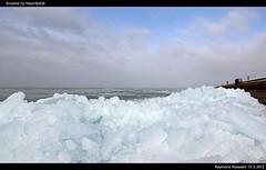 Kruiend IJs Markermeer (raymondklaassen) Tags: flevoland ijs markermeer ijsschotsen ijsvlakte kruiend ijsbrokken