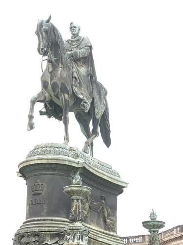 Marcus Aurelius Equestrian Statue Analysis