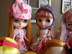 Valentine's Day Blythe Meet