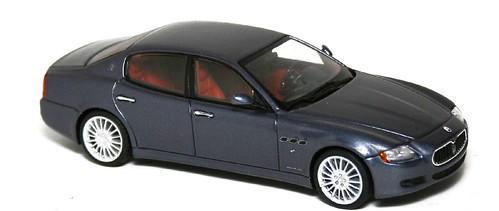 Minichamps Quattroporte Sport GT S