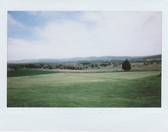 (recollection of) Tags: film maryland april instant antietam battlefield instax 210 springmountains