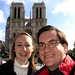 "Joy and Richard at Notre Dame • <a style=""font-size:0.8em;"" href=""http://www.flickr.com/photos/26088968@N02/6906934233/"" target=""_blank"">View on Flickr</a>"