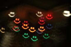 Bokeh Filter Smileys