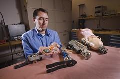 Neural interfaces for prosthetics