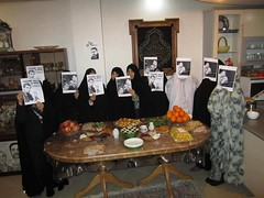 Fakhri Mohtashamipoor                   25  89   (Free Shabnam Madadzadeh) Tags: green love poster freedom movement iran political protest 25 change   89 azadi sabz aks     mohtashamipoor  khafan  akx siyasi     fakhri       zendani     30ya30 kabk22 30or30