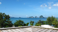 Views @ Anyavee Tubkaek Beach Resort in Krabi, Thailand (the spexyliciousness) Tags: blue sky thailand travels waters hotels krabi anyavee tubkaekbeach anyaveetubkaekbeachresort