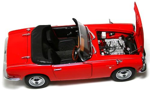 AutoArt Honda S800