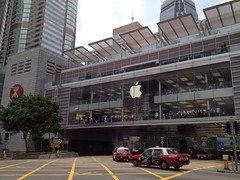 Apple Store, ifc mall (LJR.MIKE) Tags: hk apple hongkong taxi applestore  ifc   ifcmall appleretailstore  ifc