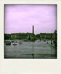 Jazz For A Rainy Afternoon (Carmen Lobo) Tags: paris photography obelisque rainyafternoon laconcorde hotelcrillon carmenlobo instagram