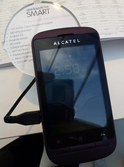 android facebook tcl alcatel vickypollard mwc... (Photo: CCS Insight on Flickr)
