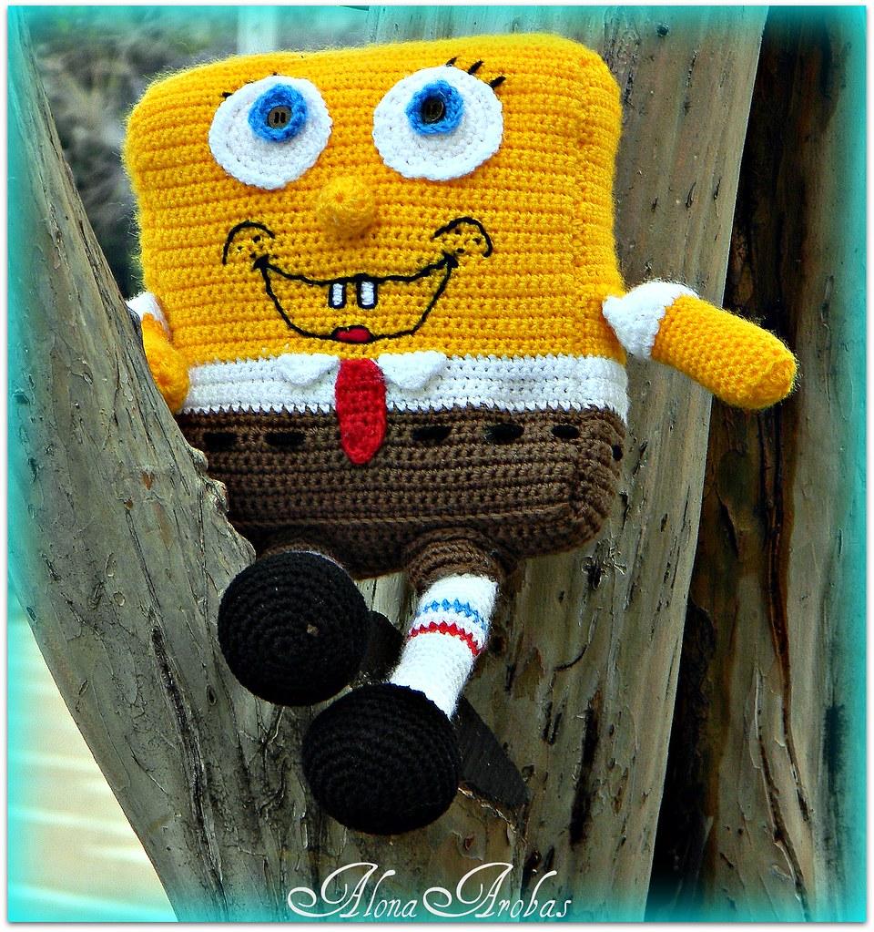 The World\'s Best Photos of amigurumi and spongebob - Flickr Hive Mind