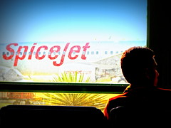 DESTINATION (Anand Dhakan) Tags: plane airport waiting wait destination aricraft agartala spiecejet