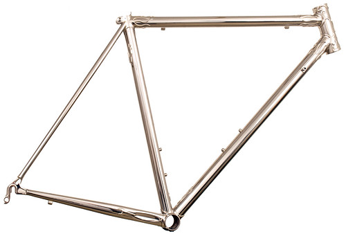 <p>Flame Lug Stainless Steel Waterford Frame.  62412</p>