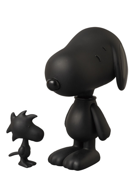 VCD SNOOPY & WOODSTOCK TONE ON TONE Ver.