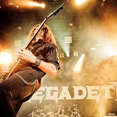 Chris Broderick of Megadeth.