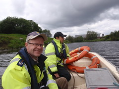"Out on the Clyde with Glasgow Humane Society • <a style=""font-size:0.8em;"" href=""http://www.flickr.com/photos/78019326@N08/6981838041/"" target=""_blank"">View on Flickr</a>"
