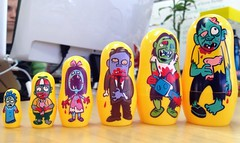 The Zombies on My Desk