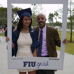 Panther Grads 2012 (fiu) Tags: 3 ahead spring university florida graduation class arena international worlds april 30th commencement pm grad fiu 2012 grads fiugrad