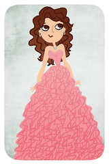 Draw the dress (Mai Calegario) Tags: dress draw