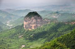 Kloster Majishan - Zentralchina