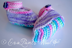 EviePants All in One Booties Pattern - 20% off - LINK TO RAVELRY TO PURCHASE