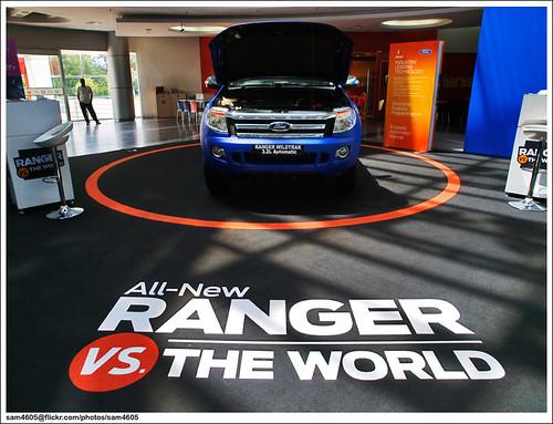 New Ford Ranger Wildtrak 3.2L