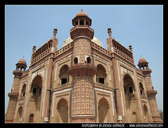 Safdarjung's Tomb, Delhi, India (JH_1982) Tags: travel vacation india holiday building travelling tourism architecture memorial delhi tomb sightseeing tourist mausoleum marble traveling indien 2012 inde mughal  safdarjungstomb   ndia safdarjung  safdarjungs     tombofsafdarjung  jochenhertweck