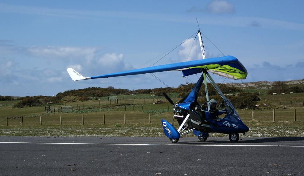 Kim lands at Coll