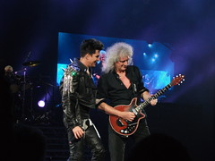 DSCF1893 (shootingdaggers) Tags: queen adamlambert july14th2012