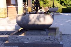 Stone carving  - Japanese GardenArt - ()  (() Art Project) Tags: sculpture art architecture garden japanese buddhist fine arts royal stonecarving carving frog engraving temples oriental  shrines japaneseart stonestatue hyogo               nenbutsushu