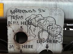 L. Knuckz (BoJackson3) Tags: graffiti lumpy freight knucks lknuckz