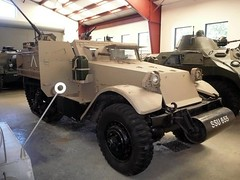 "M5 Halftrack Israeli 1 • <a style=""font-size:0.8em;"" href=""http://www.flickr.com/photos/81723459@N04/26302337003/"" target=""_blank"">View on Flickr</a>"