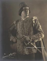 ANSSEAU, Fernand, Romo, Romo et Juliette, Chicago (Operabilia) Tags: opera goldenage opra tenor romo gounod romoetjuliette fernandansseau mariecornlis