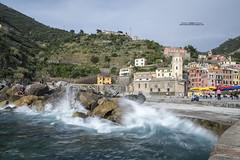 Vernazza (gilbertotphotography.blogspot.com) Tags: sea vacation italy panorama holiday seascape landscape scenery italia mare view liguria cinqueterre vernazza vacanza paesaggio scorcio laspezia 5terre