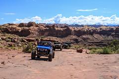 moab-131 (LuceroPhotos) Tags: utah jeeps moab cliffhanger jeeping