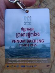 DSC01231 (LeeZhenYu) Tags: cambodia siemreap angkor phnombakheng phnom bakheng