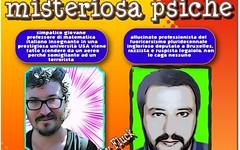 La ruspa terrorista e l'innocente equazione (SatiraItalia) Tags: humor cartoon vignette satira