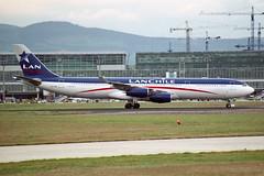 LAN Chile Airbus A340-313 CC-CQE (Kambui) Tags: airplanes planes fra a340 aviones avions lanchile flugzeuge  avies aeroplani  cccqe