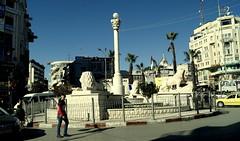 Al Manara (thausj) Tags: monument palestine ramallah palstina almanara