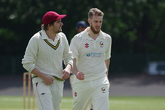 St. Peter's second XI vs Pevensey first XI - 14 May 2016 (Brighthelmstone10) Tags: stpeters sussex brighton bat bowl cricket bowling batting bowler eastsussex prestonpark wicket pevensey batsman bowled stpeterscricketclub pevenseycricketclub pevenseycc pentaxdfa150450mm