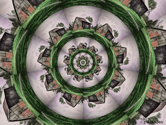 Circular Life (Peeblespair) Tags: wood barn circle spin fractal recycle circular circleoflife peeblespairphotography