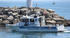 Peel Regional Police (jmaxtours) Tags: lake ontario boat police lakeontario policeboat lakefrontpromenadepark peelregionalpolice lakefrontpromenadepartmississauga asafercommunitytogether