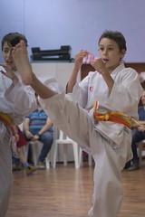 DSC_1005 (bartadriaanvanderbeek) Tags: boy sport children martial kick arts karate